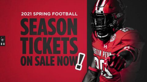 Austin Peay State University Football season tickets for Spring 2021 are on sale now. (APSU Sports Information)
