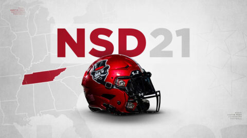 Austin State University Governors Football signs 19 to Open Spring Signing Period. (APSU Sports Information)