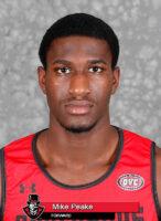 Austin Peay State University Men's Basketball - Mike Peak. (Robert Smith, APSU Sports Information)