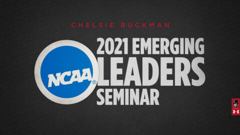 Austin Peay State Unviersity Athletic's Chelsie Buckman selected for NCAA Emerging Leaders Seminar. (APSU Sports Information)