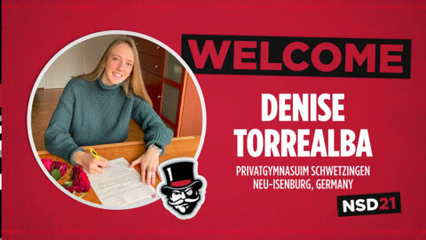 Austin Peay State University Women's Tennis welcomes Denise Torrealba for Fall of 2021. (APSU Sports Information)