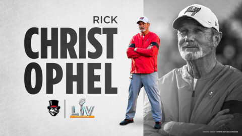 Austin Peay State University alumnus Rick Christophel set for Super Bowl stage this Sunday. (APSU Sports Information)