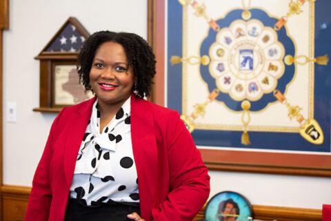 Austin Peay State University Interim President Dannelle Whiteside. (APSU)