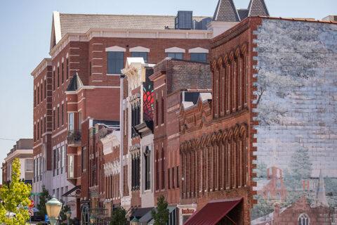 Downtown Clarksville. (Visit Clarksville)