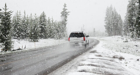 Preparation is key for staying safe on roadways during winter weather. (AAA)