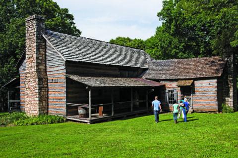Historic Collinsville. (Lucas Ryan Chambers)