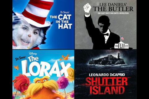 The Cat In The Hat, The Butler, The Loraz, and Shutter Island are coming to Roxy Regional Theatre in March.