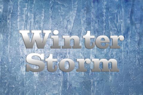 Winter Storm.