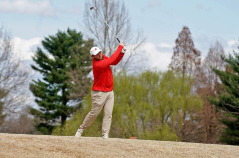 Austin Peay State University Men's Golf look to make final day run at National Intercollegiate. (APSU Sports Information)