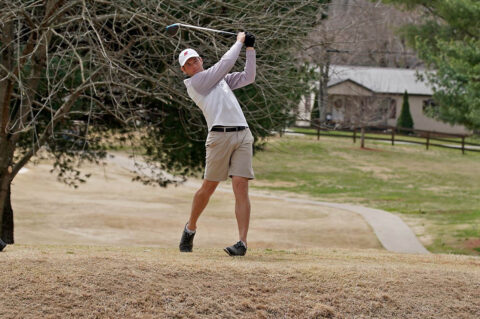 Austin Peay State University Men's Golf finishes 10th at National Intercollegiate. (APSU Sports Information)