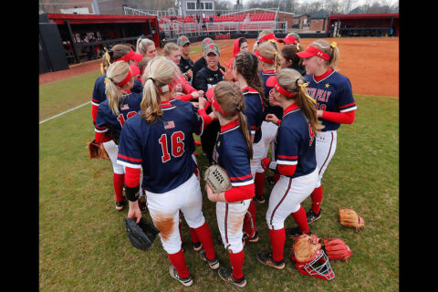 Austin Peay State University Softball set to play three-game series this weekend against Morehead State at Cathi Maynard Park-Cheryl Holt Field. (Robert Smith, APSU Sports Information)