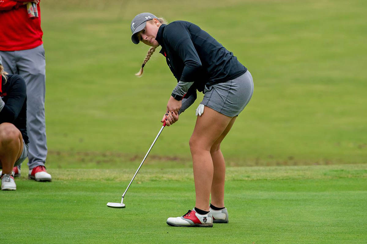 Austin Peay State University Women's Golf heads to Sevierville Tennessee to take part in Tennessee Tech's Bobby Nichols Intercollegiate. (APSU Sports Information)
