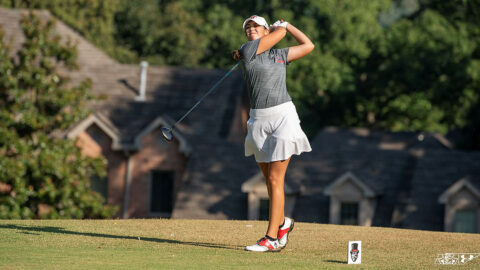 Austin Peay State University Women's Golf builds momentum at end of Bobby Nichols Intercollegiate. (APSU Sports Information)