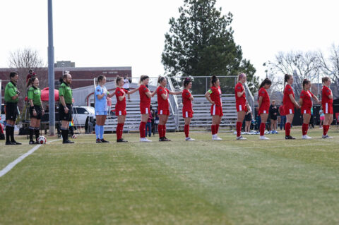 Austin Peay State University Soccer takes on Eastern Kentucky at Morgan Brothers Soccer Field, Friday. (APSU Sports Information)