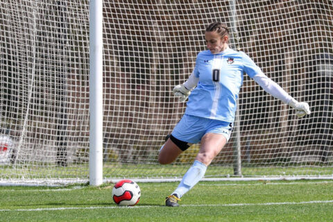 Austin Peay State University Soccer loses to Belmont in Nashville 1-0, Tuesday. (APSU Sports Information)
