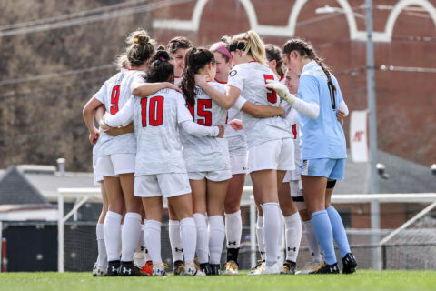 Austin Peay State University Soccer honors it's seniors Morgan Drawdy, Maeve Kelly, Katie Kenward, Claire Larose, Gybson Roth, Abby Therrell, and Ashley Whittaker this Friday when the Govs host Eastern Illinois. (APSU Sports Information)