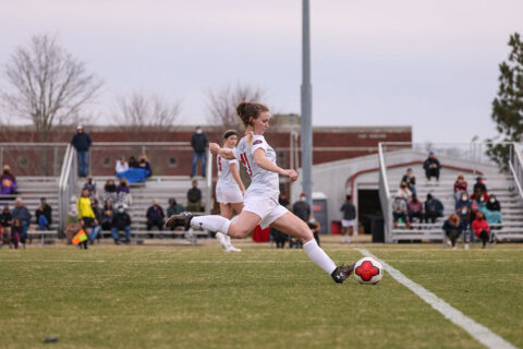 Austin Peay State University Soccer loses home game to Tennessee Tech 1-0, Tuesday. (APSU Sports Information)