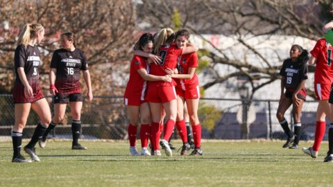 Austin Peay State University Soccer makes trip to Murray to take on the Racers, Tuesday. (APSU Sports Information)