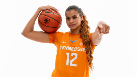 Tennessee Women's Basketball will play the winner between Arkansas and Ole Miss on Friday at the SEC Tournament. (UT Athletics)