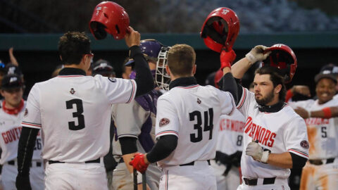 Austin Peay State University Baseball falls at home to Tennessee Tech Saturday night, 13-6. (APSU Sports Information)
