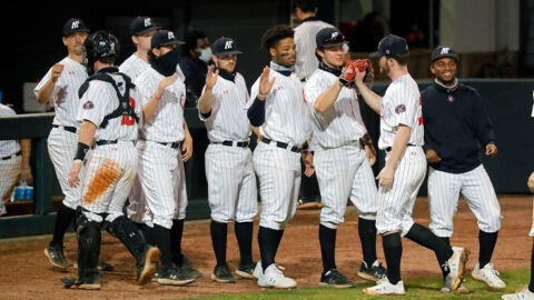 Austin Peay State Unviersity Baseball finishes four game road trip at Bellarmine. (APSU Sports Information)