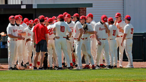 Austin Peay State University Baseball loses road trip opener to Lipscomb 14-7, Tuesday. (APSU Sports Information)