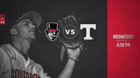 Austin Peay State University Baseball hosts Tennessee Wednesday. (APSU Sports Information)