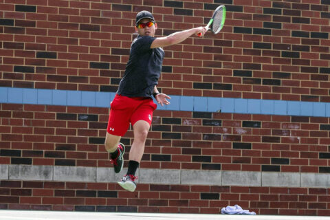 Austin Peay State University Men's Tennis is on the road Saturday to play St. Louis at noon. (APSU Sports Information)