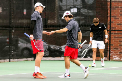 Austin Peay State University Men's Tennis travels to Tennessee State to begin OVC play. (APSU Sports Information)