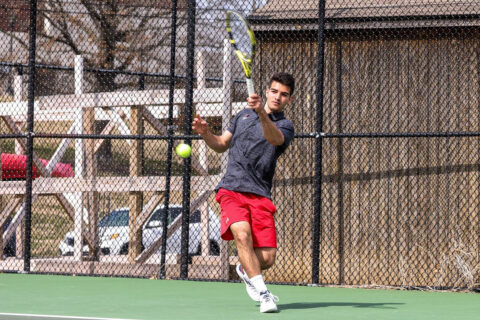 Austin Peay State University Men's Tennis hosts Jacksonville State, Friday, then travels to Belmont, Saturday. (APSU Sports Information)
