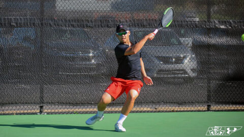 Austin Peay State University Men's Tennis plays Saturday afternoon at North Alabama. (APSU Sports Information)