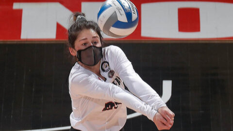 Austin Peay State University Volleyball faces Southeast Misouri on the road in battle of third place teams. (APSU Sports Information)