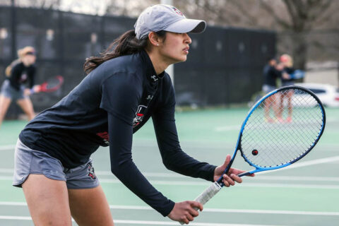 Austin Peay State University Women's Tennis hosts Jacksonville State, Friday. (APSU Sports Information)