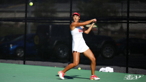 Austin Peay State University Women's Tennis plays Illinois State at home Friday then heads to North Alabama, Saturday. (APSU Sports Information)