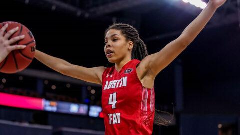 Former Austin Peay State University Women's Basketball standout Arielle Gonzalez-Varner. (APSU)