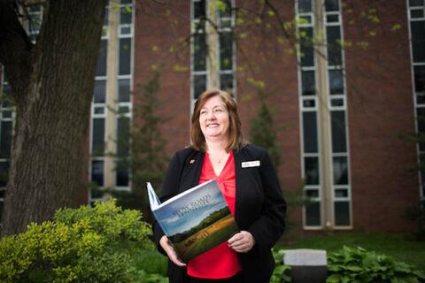 Dr. Cheryl Lambert. (Austin Peay State University)