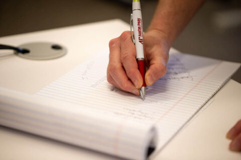 Austin Peay State University's Community School of the Arts to offer Creative Writing Class. (APSU)