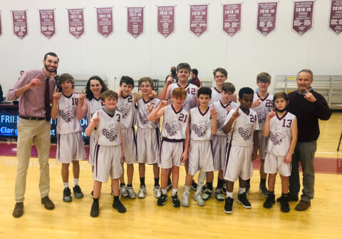Clarksville Christian Middle School Boys