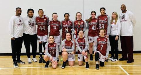 Clarksville Christian Varsity Girls Champions