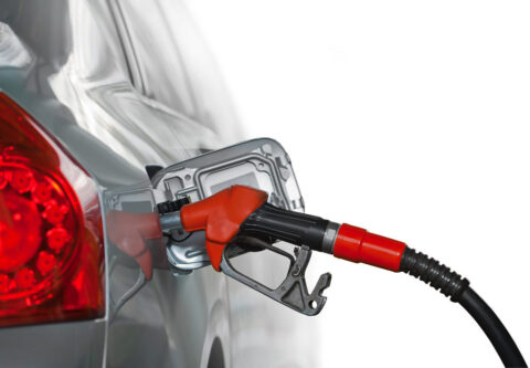 Gas prices at the pump start to decline. (AAA)