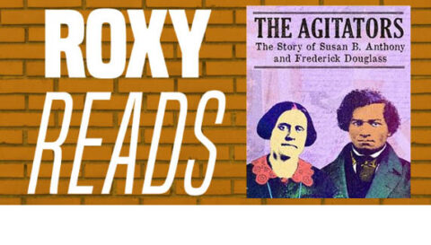 "Roxy Regional Theatre's Roxy Reads series features Mat Smart's ""The Agitators"""