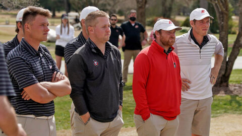 Austin Peay State University Men's Golf will travel to Dickson Tennessee to take part in the Murray State Invitational. (APSU Sports Information)