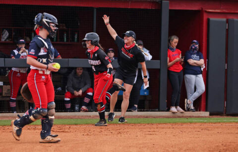 Austin Peay State University Softball heads to Tennessee Tech for a three-game series beginning Friday. (APSU Sports Information)