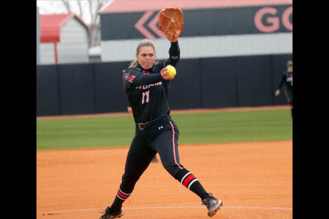 Austin Peay State University Softball takes two from Tennessee Tech, Friday. (APSU Sports Information)