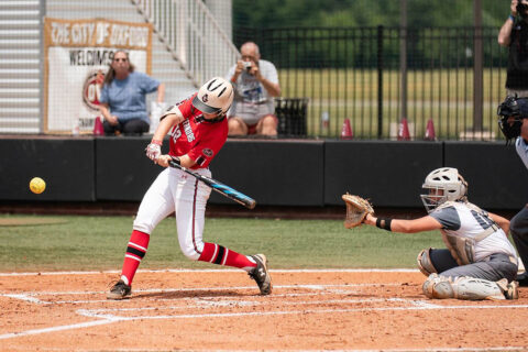 Austin Peay State University Softball takes two games from Jacksonville State at Cheryl Holt Field, Sunday. (APSU Sports Information)