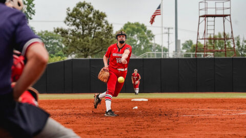 Austin Peay State University Softball drops heartbreaker to Middle Tennessee at Chery Holt Field, 3-2. (APSU Sports Information)