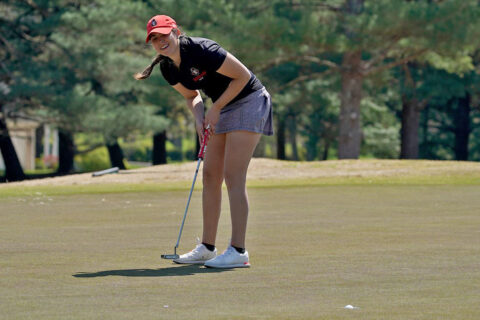 Austin Peay State University Women's Golf fade late Jan Weaver Invitational. (APSU Sports Information)