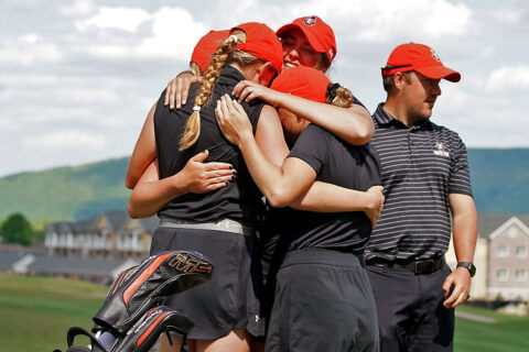 Austin Peay State University Women's Golf finishes Sixth at OVC Championships. (APSU Sports Information)