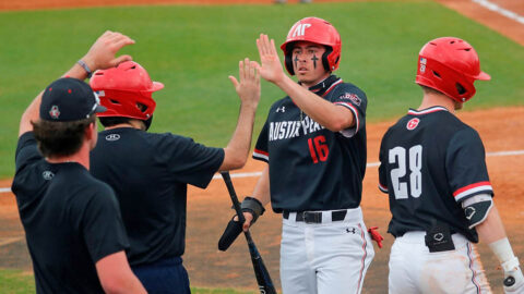 Austin Peay State University Baseball is on the road this weekend to face Eastern Kentucky. (APSU Sports Information)