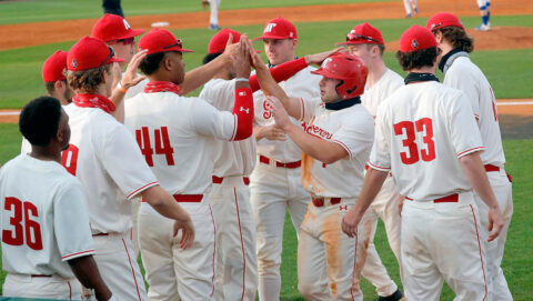 Austin Peay State University Baseball hits the road this weekend to take on UT Martin. (Robert Smith, APSU Sports Information)